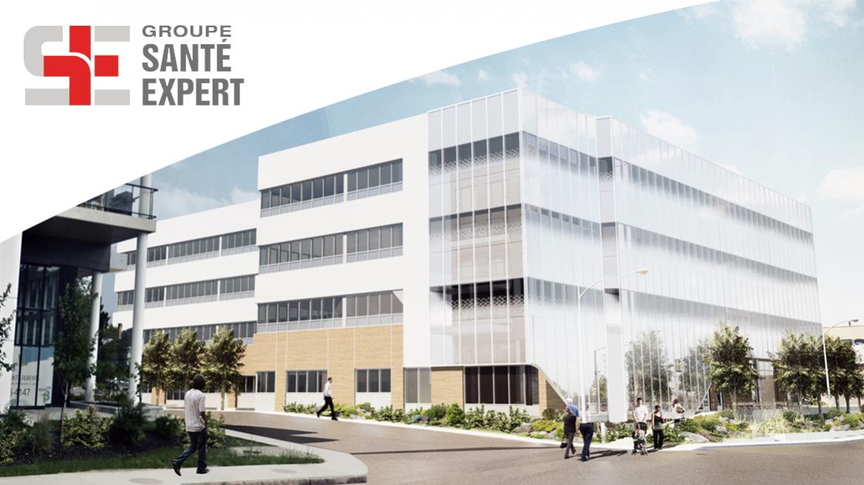 Complexe Synase : Groupe Santé Expert devient gestionnaire!