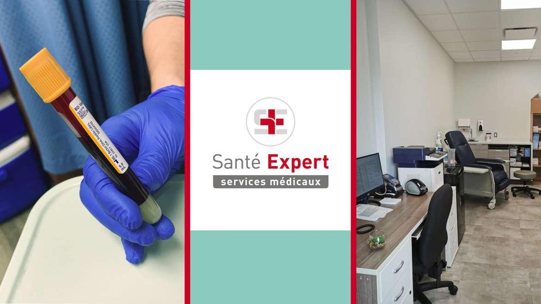 Santé Expert s'installe au Complexe Synase!